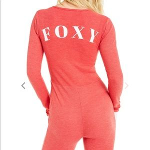 🆕 Wildfox holiday thermal onesie 😴 🌙
